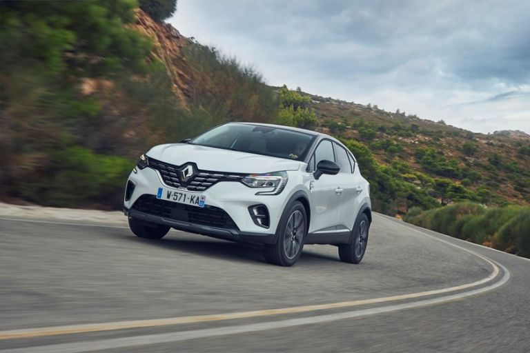 Το υβριδικό plug in Renault Captur θα καταναλώνει 1,5 λίτρα/100χλμ. | tanea.gr