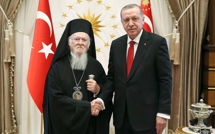 Γιατί οι Τούρκοι έβαλαν στο στόχαστρο τον Οικουμενικό Πατριάρχη | tanea.gr