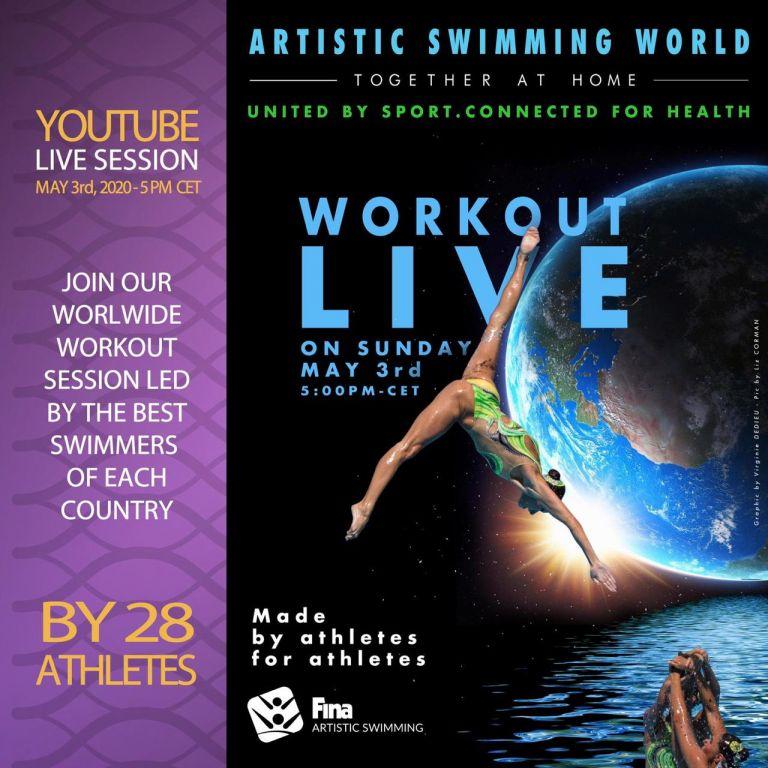Η Elite της παγκόσμιας συγχρονισμένης κολύμβησης σε μια live προπόνηση | tanea.gr