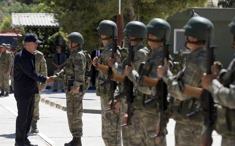 Η Τουρκία έστειλε στρατιώτες στα Κατεχόμενα χωρίς να έχουν ελεχθεί για κοροναϊό | tanea.gr