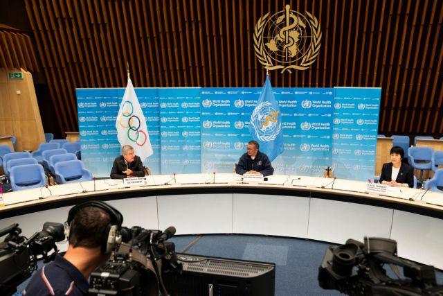 Κρίσιμη τηλεδιάσκεψη του ΠΟΥ εν μέσω αντιπαράθεσης ΗΠΑ-Κίνας | tanea.gr