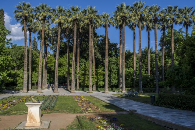 Στη διάθεση των Αθηναίων από αύριο Εθνικός Κήπος και Λυκαβηττός   tanea.gr