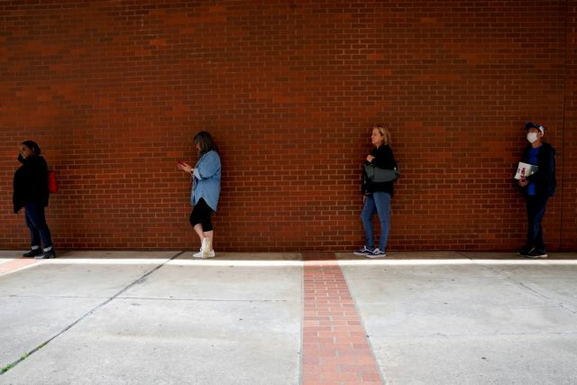 Κοροναϊός: Ακόμη 3 εκατομμύρια Αμερικανοί βγήκαν στην ανεργία | tanea.gr