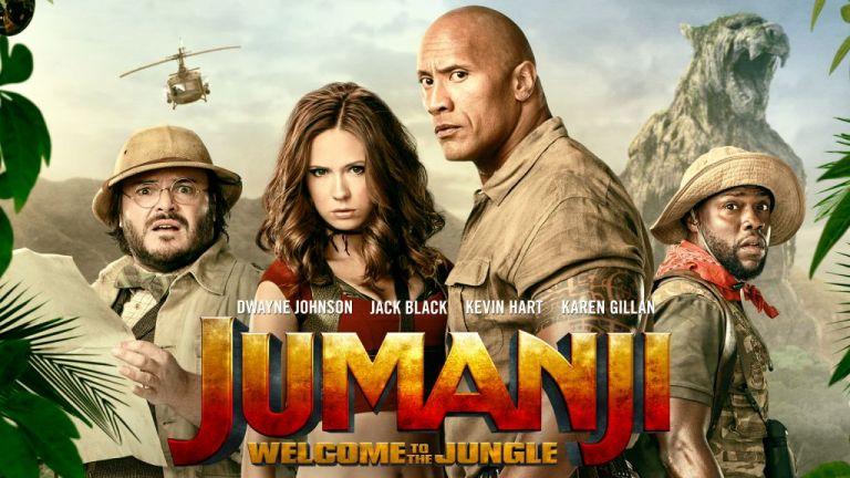 JUMANJI: Μια σπουδαία ταινία στο Mega σε πρώτη τηλεοπτική προβολή | tanea.gr