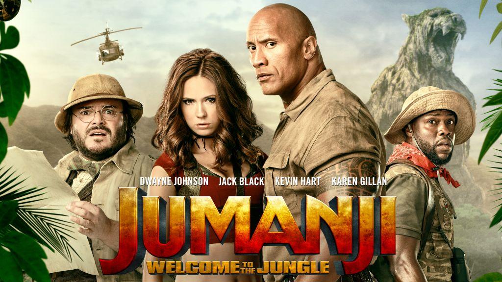 JUMANJI: Μια σπουδαία ταινία στο Mega σε πρώτη τηλεοπτική προβολή