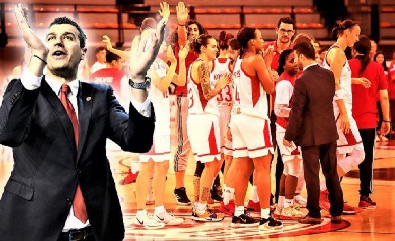 Α1 Μπάσκετ Γυναικών: Πρωταθλητής για πέμπτη συνεχή φορά ο Ολυμπιακός | tanea.gr