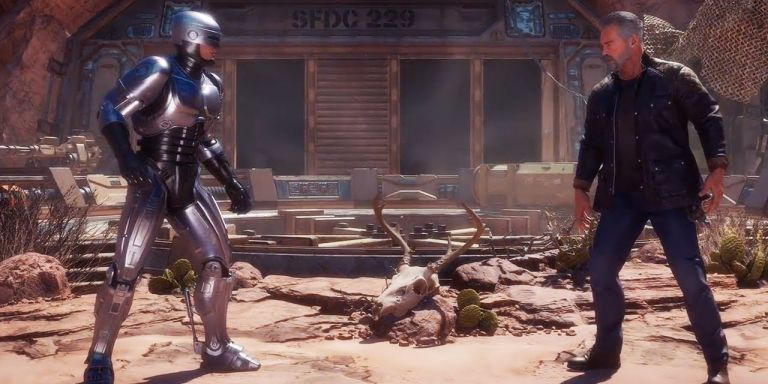 Robocop VS Terminator σε μάχη μέχρι θανάτου! | tanea.gr