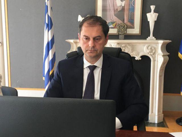 Θεοχάρης: Πρώτο βήμα συντονισμού για τον Τουρισμό οι προτάσεις της Κομισιόν   tanea.gr