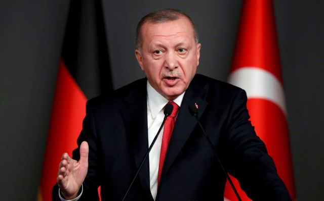 Ερντογάν: Η Αγία Σοφία προσφέρθηκε στους Μουσουλμάνους ως δικαίωμα της Άλωσης   tanea.gr