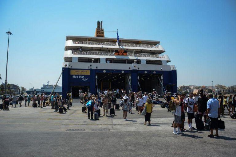 Αυξημένες οι κρατήσεις για εισιτήρια πλοίων | tanea.gr