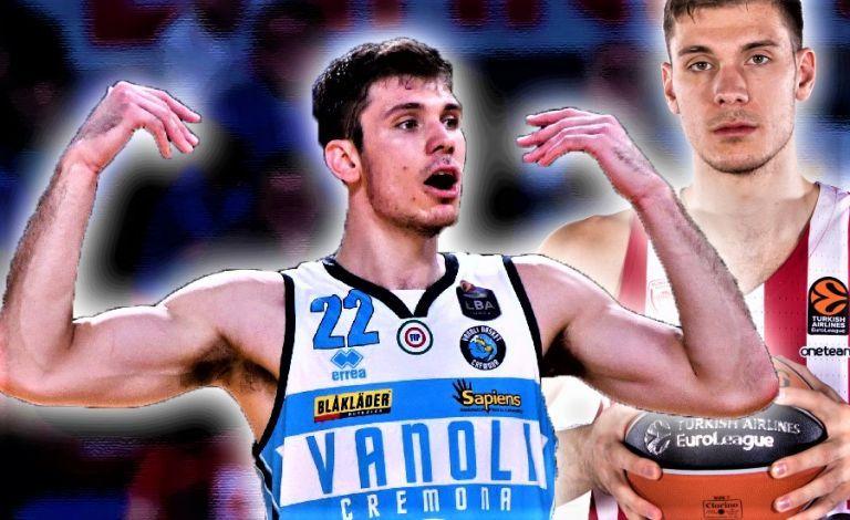 Παίκτης του Ολυμπιακού «ο καλύτερος ψηλός στην Ιταλία» | tanea.gr