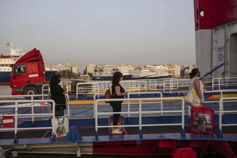 Ελεύθερες οι μετακινήσεις στα νησιά από Δευτέρα - Τι ισχύει για πλοίο και αεροπλάνο   tanea.gr