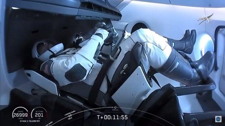 Δείτε live την ιστορική πτήση της SpaceX στο Διάστημα | tanea.gr