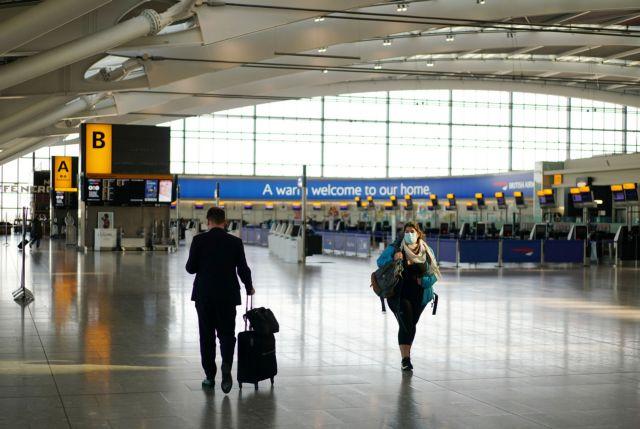 Στον «αέρα» οι διακοπές των Βρετανών στο εξωτερικό για το φετινό καλοκαίρι   tanea.gr