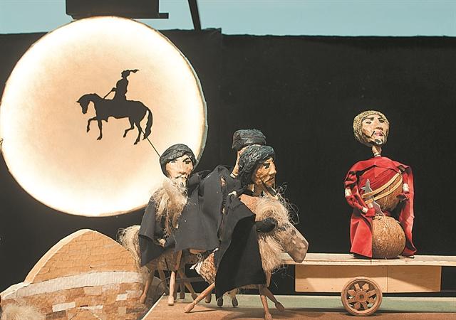 Κούκλες που τραγουδάνε όπερα, μπαλέτο και παραμύθια | tanea.gr