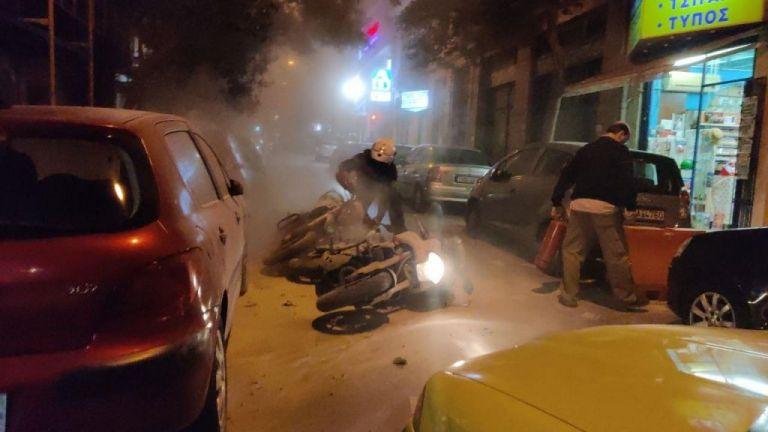 Κυψέλη : Επεισόδια και κυνηγητό με την αστυνομία   tanea.gr