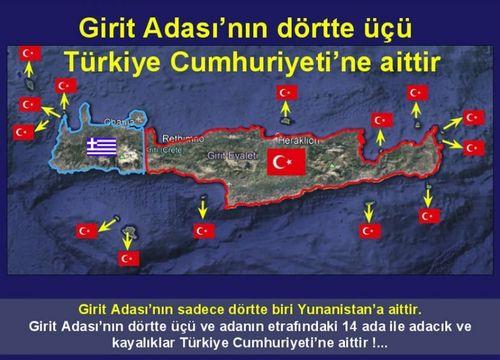 Anadolu : Θα διεκδικήσουμε στη Χάγη την Κρήτη και 12 νησιά στο Αιγαίο   tanea.gr
