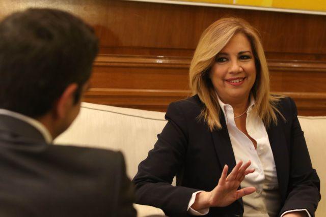 Το debate Τσίπρα και Γεννηματά για την κεντροαριστερά | tanea.gr