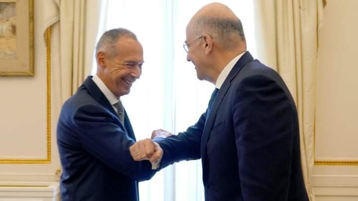 Συνάντηση Δένδια με τον Ρώσο πρέσβη Μασλόφ | tanea.gr