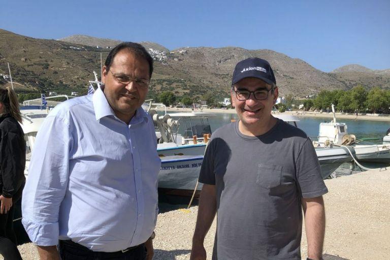 Στην Αμοργό για τεστ αντισωμάτων οι πλωτές ομάδες του ΕΟΔΥ | tanea.gr