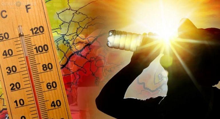 Εφιαλτικά σενάρια για το κλίμα στην Ελλάδα - Ποιες περιοχές θα πληγούν με καύσωνες | tanea.gr
