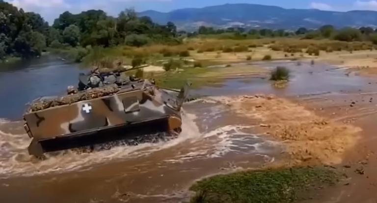 H δύναμη πυρός του Στρατού Ξηράς σε βίντεο από το ΓΕΣ | tanea.gr