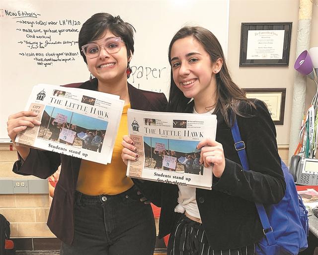 Η μαθήτρια - δημοσιογράφος που κατέγραψε τον ρατσισμό στο σχολείο της | tanea.gr