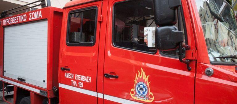 Φωτιά καίει χαμηλή βλάστηση στο Μενίδι | tanea.gr
