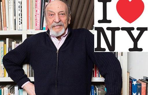 Πέθανε ο δημιουργός του διάσημου λογότυπου «I love NY» | tanea.gr