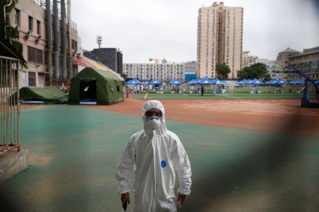 Κίνα: Αυστηρά μέτρα για τον περιορισμό των νέων κρουσμάτων κοροναϊού στο Πεκίνο | tanea.gr