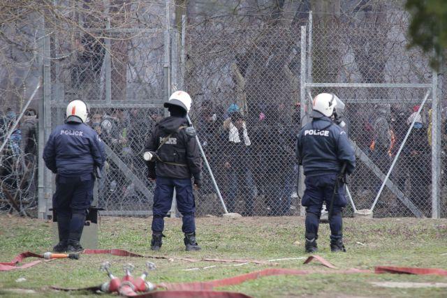 Βίτσας για φράχτη στον Έβρο: Να υπάρχει ανοιχτή δίοδος για όποιον επιθυμεί άσυλο | tanea.gr