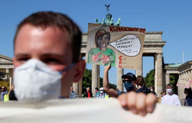 Γερμανία: Ακόμη 29 θύματα και 342 νέα κρούσματα το τελευταίο 24ωρο | tanea.gr