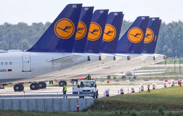 Η Lufthansa προχωρά σε περικοπή 22.000 θέσεων εργασίας – Οι μισές στη Γερμανία | tanea.gr