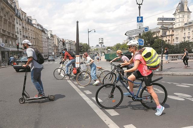 «Πεδίον δόξης λαμπρόν» για το ποδήλατο στην Ευρώπη | tanea.gr