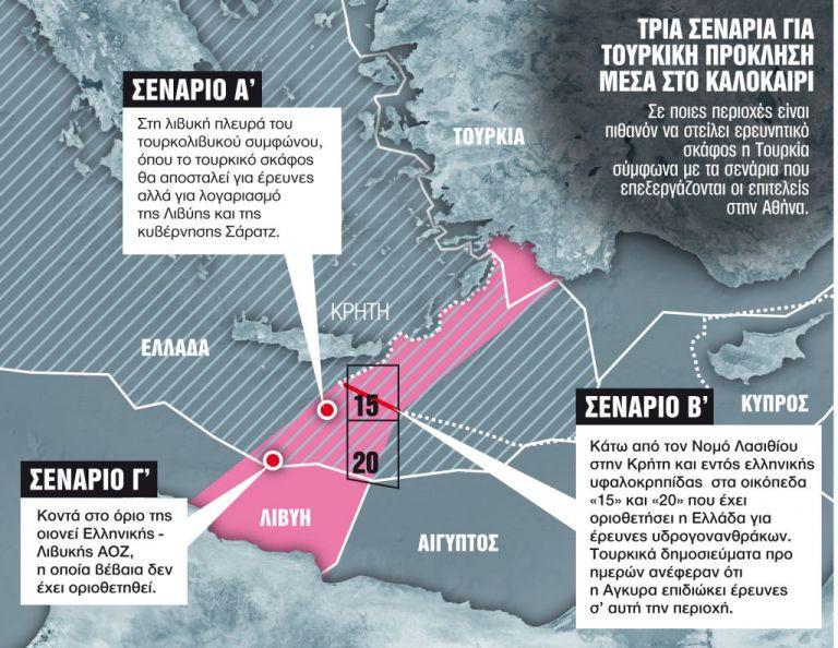 Ελλάδα – Τουρκία : Συναγερμός για «θερμό» Ιούλιο - Τι φοβάται η Αθήνα | tanea.gr