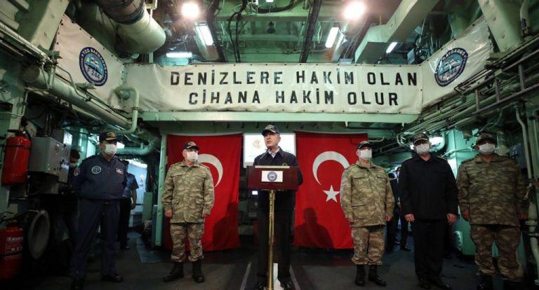 Αποκάλυψη : Η Τουρκία είχε εκπονήσει σχέδιο εισβολής στην Ελλάδα το 2014 | tanea.gr