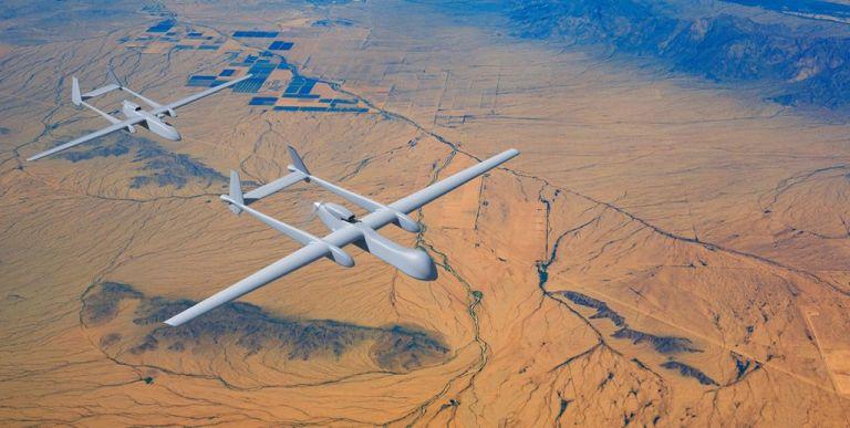 Ερχονται τα πρώτα drones που θα επιτηρούν τα ελληνικά σύνορα   tanea.gr