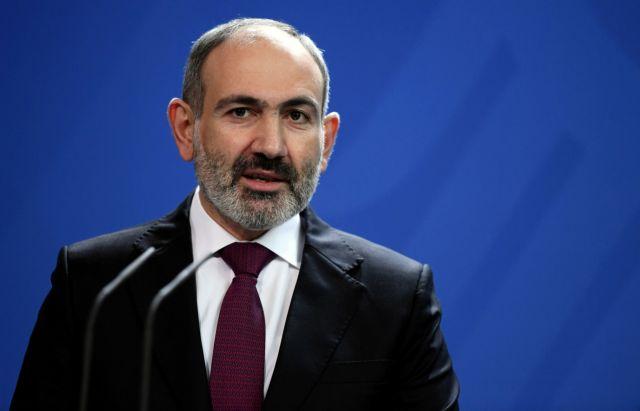 O πρωθυπουργός της Αρμενίας διεγνώσθη με κοροναϊό | tanea.gr