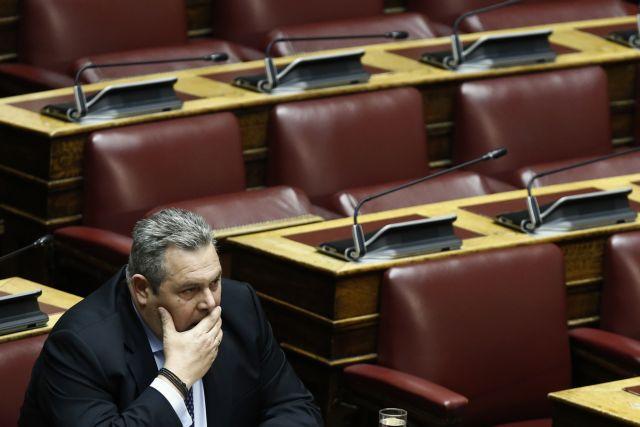 Πολιτική θύελλα από τις αποκαλύψεις των Παραπολιτικών για το παρακράτος με εμπλοκή του ζεύγους Καμμένου   tanea.gr