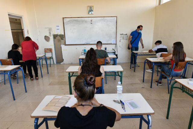 Πανελλαδικές 2020: Τα θέματα των ειδικών μαθημάτων ΕΠΑΛ | tanea.gr