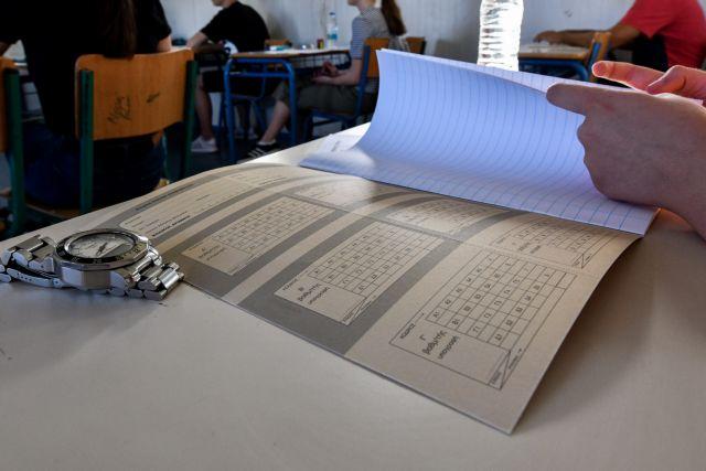 Πανελλαδικές 2020: Στο μάθημα των Νέων Ελληνικών εξετάζονται οι υποψήφιοι των ΕΠΑΛ   tanea.gr