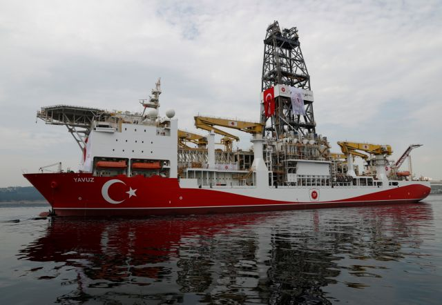 Γενί Σαφάκ : Έρευνες και γεωτρήσεις κάτω από την Κρήτη ξεκινά η Τουρκία | tanea.gr