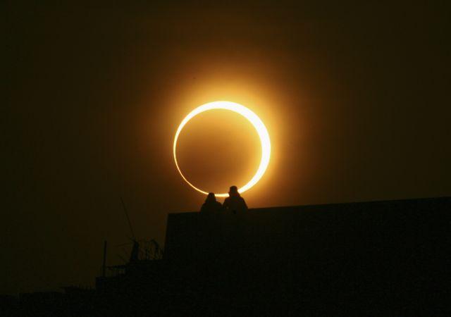 Δακτυλιοειδής έκλειψη ηλίου την Κυριακή – Πώς θα την παρακολουθήσετε | tanea.gr