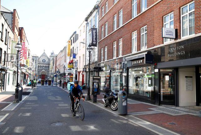 Ιρλανδία : Οι αρχές επιταχύνουν τη χαλάρωση των μέτρων   tanea.gr