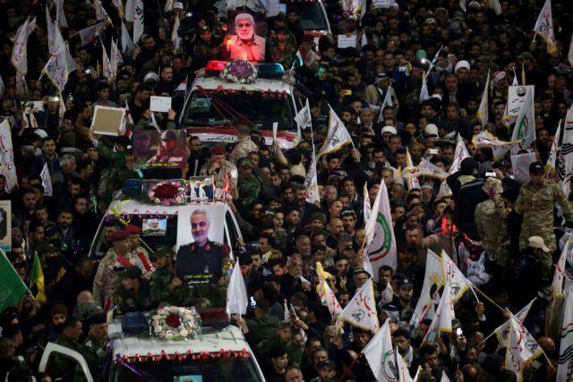 Ιράν : Θα εκτελεστεί πράκτορας της CIA που εμπλέκεται στη δολοφονία του Σουλεϊμανί | tanea.gr