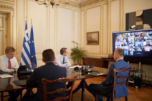 Σε εξέλιξη η συνεδρίαση του Υπουργικού Συμβουλίου υπό τον πρωθυπουργό | tanea.gr