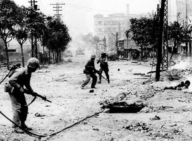 Πόλεμος της Κορέας : Η έναρξή του στις 25/6/1950 | tanea.gr