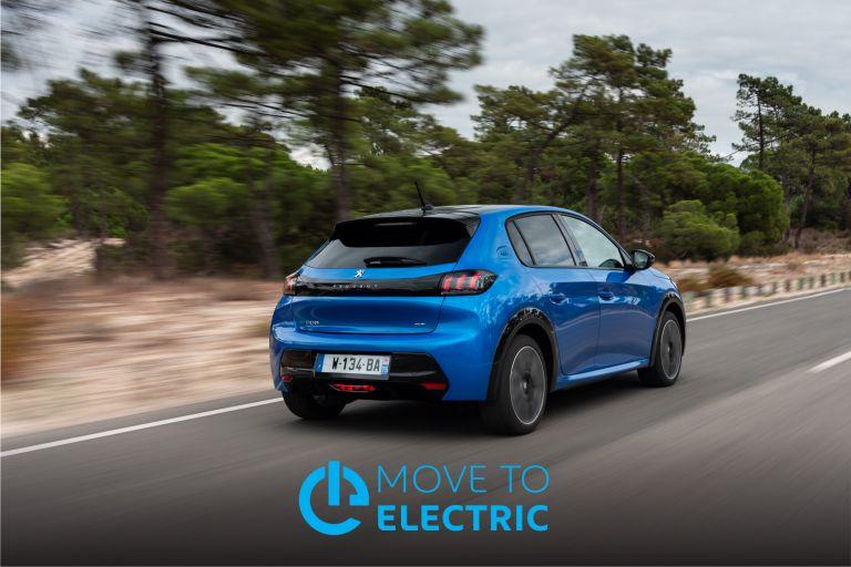 To πρώτο ηλεκτρικό Peugeot e-208 στην Κοζάνη | tanea.gr