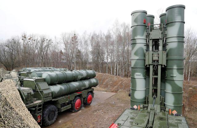 Τα βρήκαν Τουρκία και Ρωσία για τη δεύτερη συστοιχία των S-400 | tanea.gr