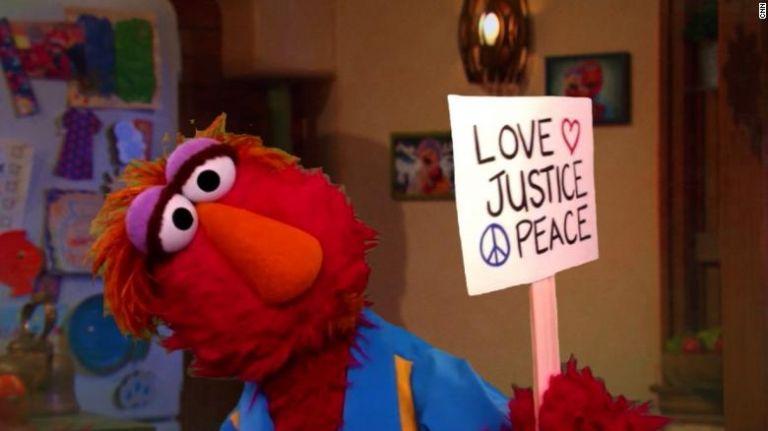 CNN και «Sesame Street» ενώνουν τις δυνάμεις τους για να μιλήσουν στα παιδιά για τη βία και τον ρατσισμό | tanea.gr